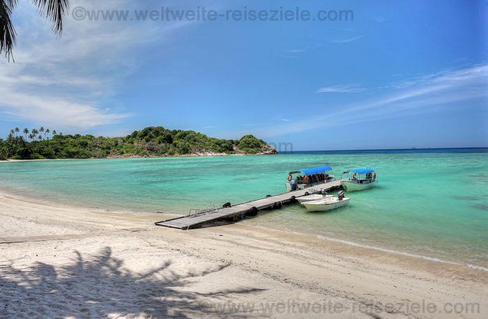 Anleger Redang Kalong Resort