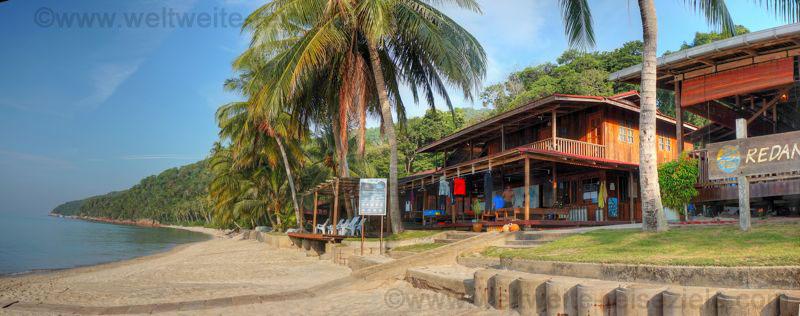 Redang Kalong Resort, Malaysia