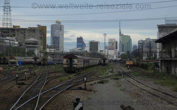 Transportmittel Bahn