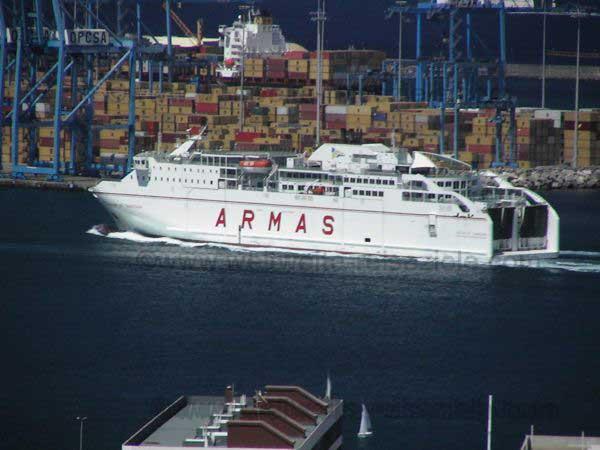 Schiff, Fähre als Verkehrsmittel